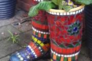Фото 28 Кашпо для цветов своими руками (60+ фотоидей и мастер-классы): украшаем дом и сад стильно!