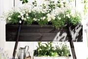 Фото 11 Кашпо для цветов своими руками (60+ фотоидей и мастер-классы): украшаем дом и сад стильно!