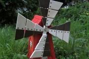 Фото 6 Мельница своими руками для сада (46 фото): детали конструкции и этапы сборки