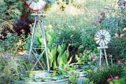 Фото 15 Мельница своими руками для сада (46 фото): детали конструкции и этапы сборки
