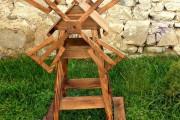 Фото 10 Мельница своими руками для сада (46 фото): детали конструкции и этапы сборки