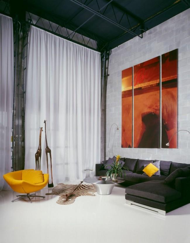 Три модульные картины в темно-красных тонах