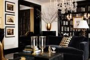 Фото 15 Интерьеры в неоклассике: 80 элегантных дизайнерских идей для дома