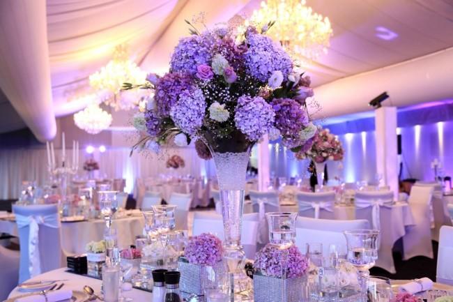 Продуманный декор свадебного зала - залог того, что самый важный для вашей пары день станет незабываемым