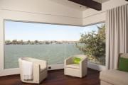 Фото 8 Панорамное остекление лоджий, балконов, террас, собственного дома (60  фото)– плюсы и минусы