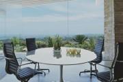 Фото 9 Панорамное остекление лоджий, балконов, террас, собственного дома (60  фото)– плюсы и минусы