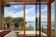 Фото 2 Панорамное остекление лоджий, балконов, террас, собственного дома (60  фото)– плюсы и минусы