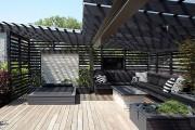 Фото 21 Патио на даче (75 фото): как создать и обустроить своими руками
