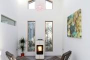 Фото 9 Печь-камин для дачи длительного горения (38 фото): виды, особенности работы, плюсы и минусы