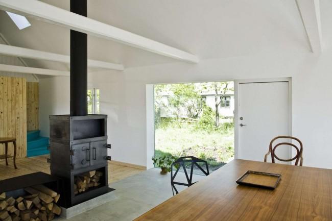Котел отопительный на дровах - прекрасное средство самостоятельного  контроля над домашним отоплением