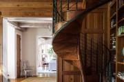 Фото 9 Перила для лестницы (57 фото): удобно, безопасно и привлекательно