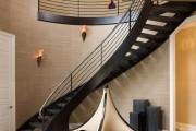 Фото 6 Перила для лестницы (57 фото): удобно, безопасно и привлекательно