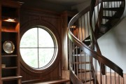 Фото 12 Перила для лестницы (57 фото): удобно, безопасно и привлекательно