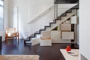 Фото 13 Перила для лестницы (57 фото): удобно, безопасно и привлекательно