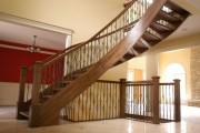Фото 11 Перила для лестницы (57 фото): удобно, безопасно и привлекательно