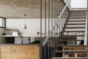 Фото 21 Перила для лестницы (57 фото): удобно, безопасно и привлекательно