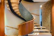 Фото 4 Перила для лестницы (57 фото): удобно, безопасно и привлекательно
