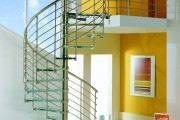 Фото 22 Перила для лестницы (57 фото): удобно, безопасно и привлекательно