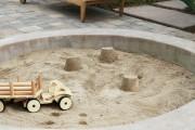 Фото 16 Песочница своими руками (55 фото): удобно, гигиенично, безопасно