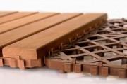 Фото 13 Пластиковая плитка для дорожек на даче (41 фото): экономичное и мобильное покрытие