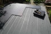 Фото 12 Пластиковая плитка для дорожек на даче (41 фото): экономичное и мобильное покрытие