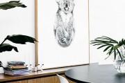 Фото 13 Постеры для интерьера (65 фото) – оформляем пространство креативно