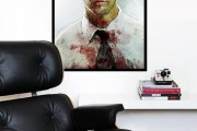Фото 7 Постеры для интерьера (65 фото) – оформляем пространство креативно