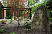 Фото 12 Рокарий (48 фото): растительно-каменный тандем на плоской поверхности