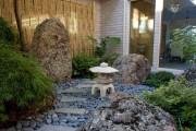 Фото 13 Рокарий (48 фото): растительно-каменный тандем на плоской поверхности