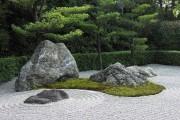 Фото 19 Рокарий (48 фото): растительно-каменный тандем на плоской поверхности