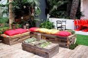 Фото 5 Садовая мебель своими руками — удачные самоделки (58 фото)