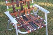 Фото 3 Садовая мебель своими руками — удачные самоделки (58 фото)