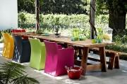 Фото 28 Садовая мебель своими руками — удачные самоделки (58 фото)