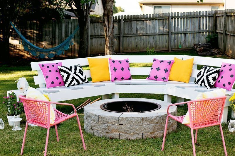 Садовая мебель своими руками удачные самоделки фото чертежи