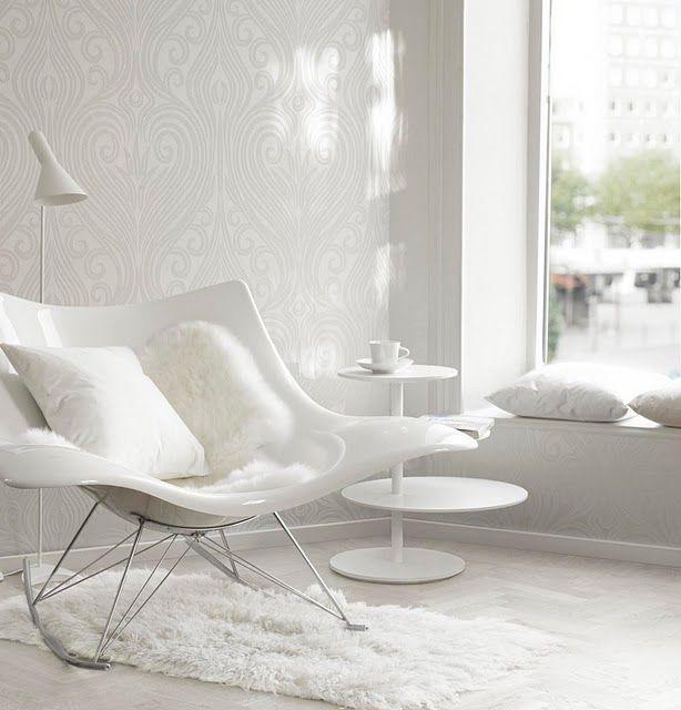 Стильно и эстетично - стеклообои в интерьере