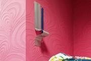 Фото 13 Стеклообои (80+ фото): преимущество тканевого покрытия
