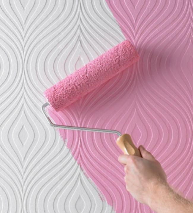 Вы всегда с легкостью можете изменить прежний цвет обоев, создав новый фон для своего интерьера