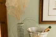 Фото 22 Стеклообои (80+ фото): преимущество тканевого покрытия