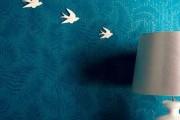 Фото 33 Стеклообои (80+ фото): преимущество тканевого покрытия