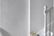 Фото 34 Стеклообои (80+ фото): преимущество тканевого покрытия