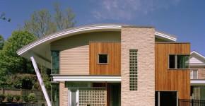 Крыши частных домов (64 фото): как сделать правильный выбор фото