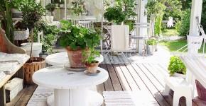 Садовая мебель своими руками — удачные самоделки (58 фото) фото