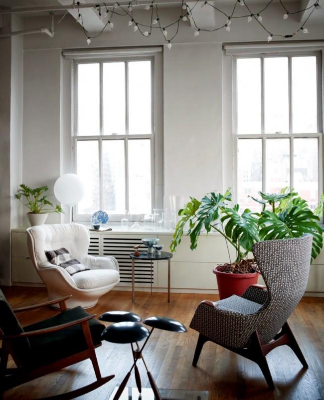 Плоские экраны наиболее востребованы, связано это с тем, что их используют для декорирования батарей отопления, встроенных в ниши под окнами