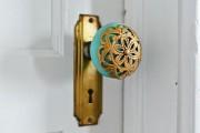 Фото 2 Дверные ручки для межкомнатных дверей: 90 потрясающих дизайнерских моделей, конструкции и цены