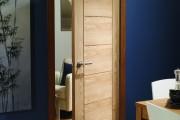 Фото 22 Дверные ручки для межкомнатных дверей: 90 потрясающих дизайнерских моделей, конструкции и цены