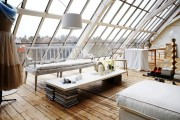 Фото 6 Мансардный этаж: интерьер мечты (60 фото)