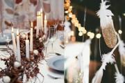 Фото 33 Оформление зала на свадьбу (150+ свадебных трендов): как сделать торжество незабываемым!
