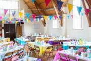 Фото 35 Оформление зала на свадьбу (150+ свадебных трендов): как сделать торжество незабываемым!