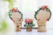 Фото 14 Оформление зала на свадьбу (150+ свадебных трендов): как сделать торжество незабываемым!
