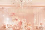 Фото 23 Оформление зала на свадьбу (150+ свадебных трендов): как сделать торжество незабываемым!